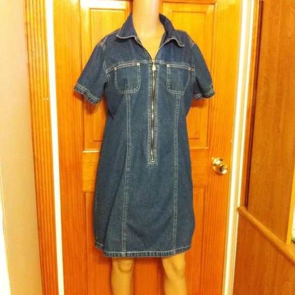 c.b. Casual Dresses & Skirts - c.b. Casual Denim Dress